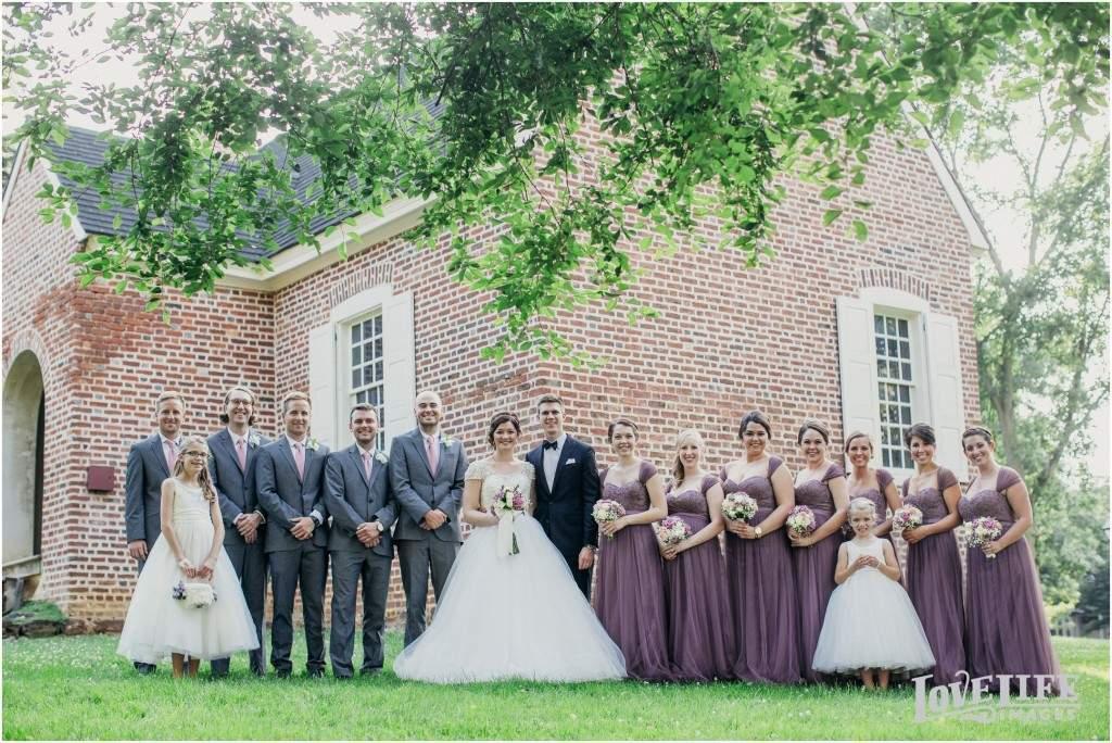 Governor Calvert House Wedding: