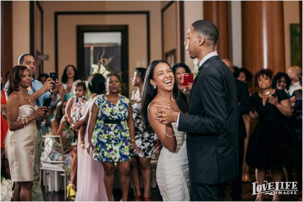 Westin Georgetown Wedding