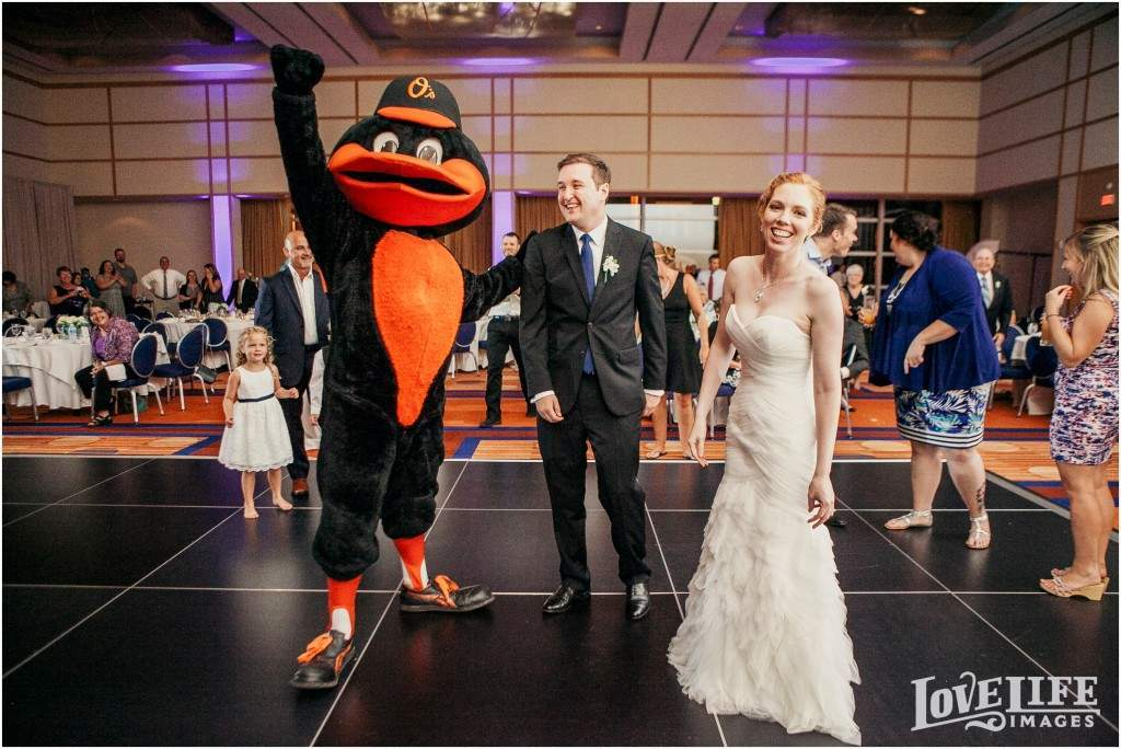 Hilton Baltimore Wedding