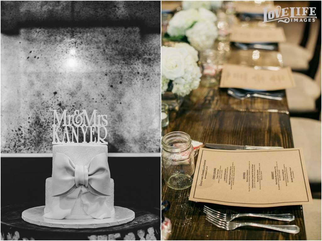 Lincoln Restaurant Wedding