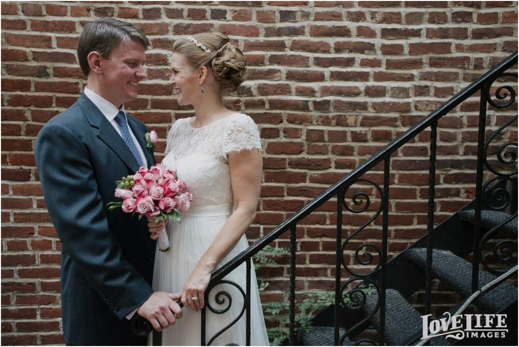 Arts Club of Washington DC wedding