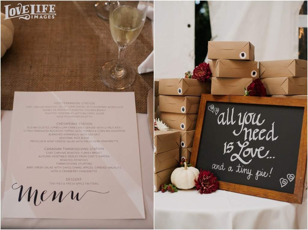 Elkridge Furnace Inn Wedding