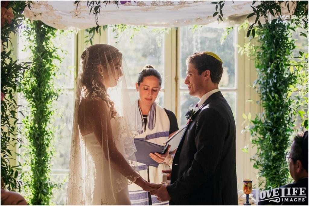 Josephine Butler Parks Center Wedding