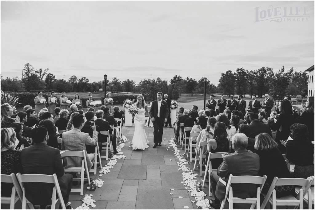 1757 Golf Club Wedding