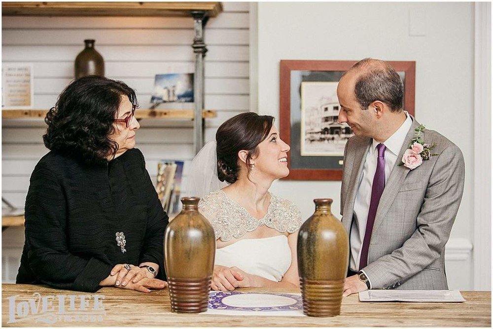 Tidewater Inn Wedding