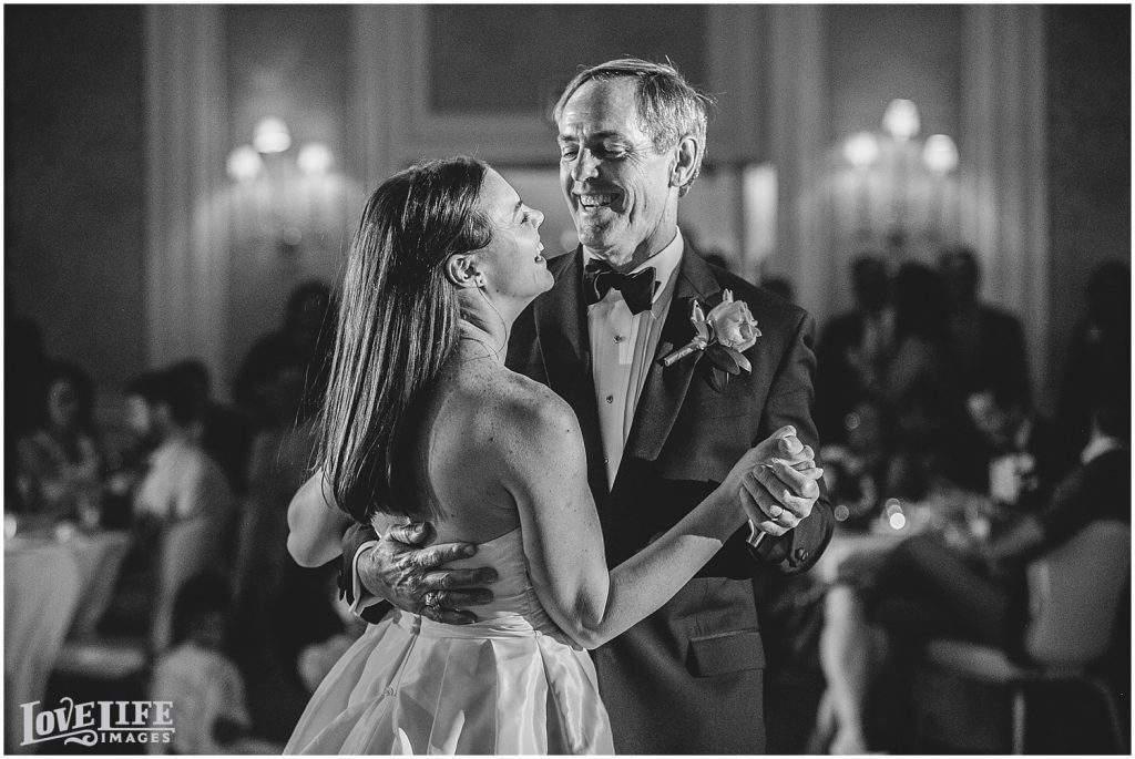 Columbia Country Club Wedding