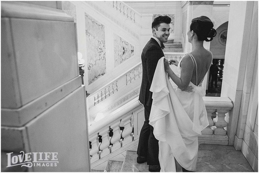 Baltimore Hotel Monaco Wedding