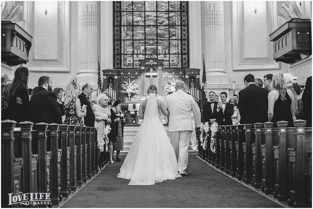 US Naval Academy Wedding