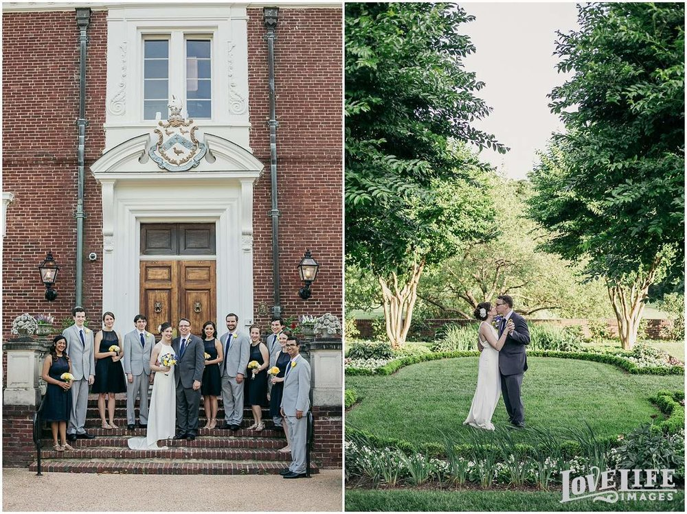 Oxon Hill Manor Wedding