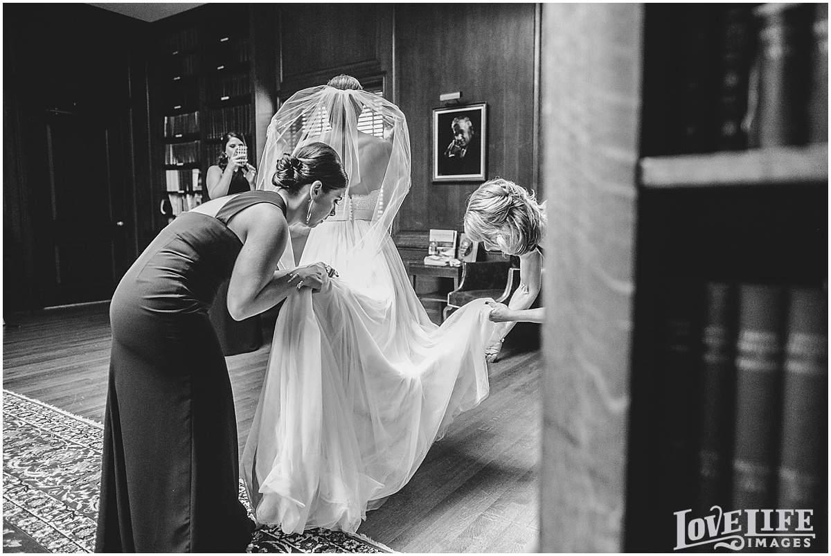 Carnegie Institute Wedding_0005
