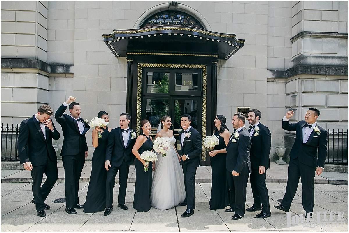 Carnegie Institute Wedding_0014