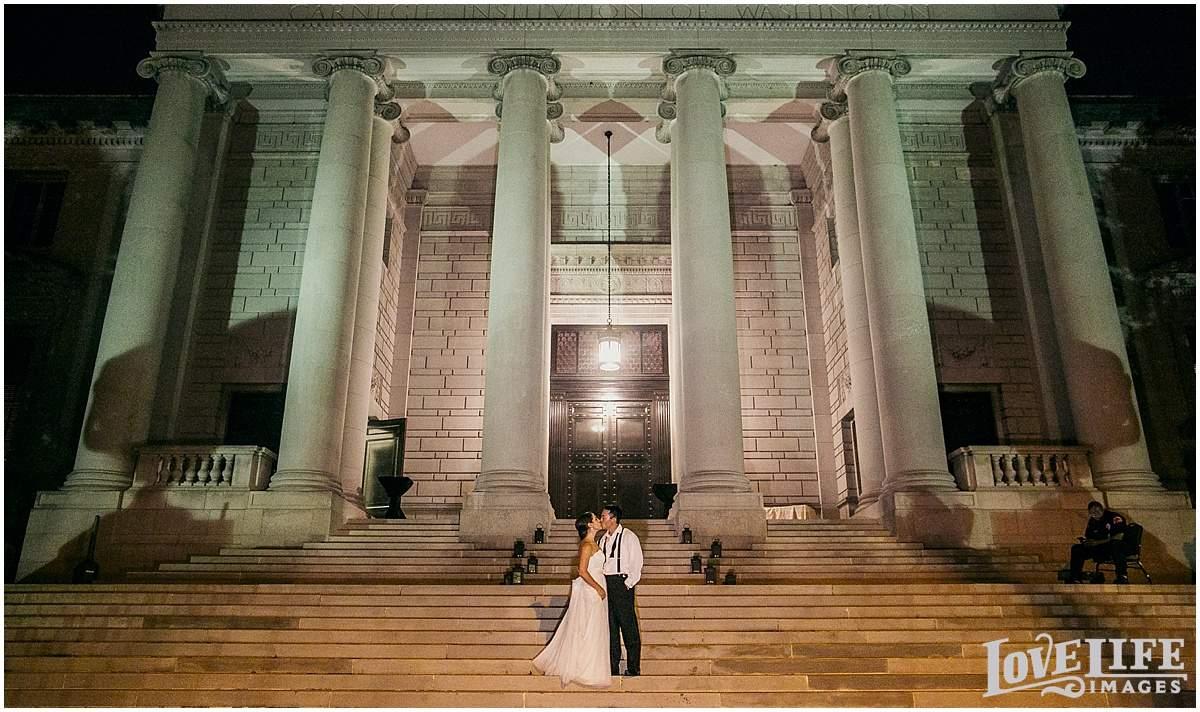 Carnegie Institute Wedding