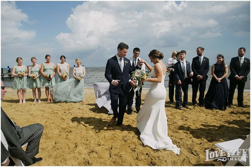 Chesapeake Bay Foundation Wedding