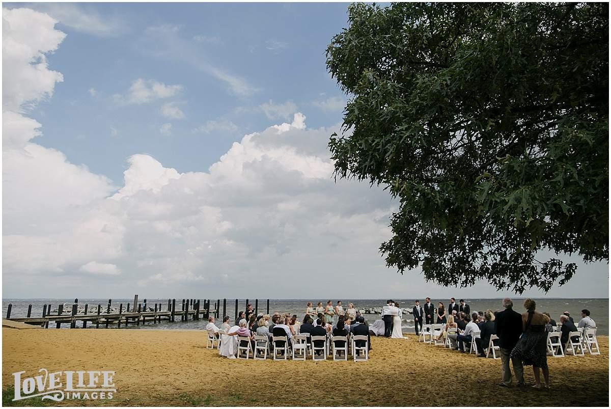 Chesapeake Bay Foundation Wedding_0016