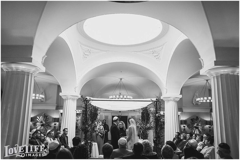 DC Hotel Monaco Wedding