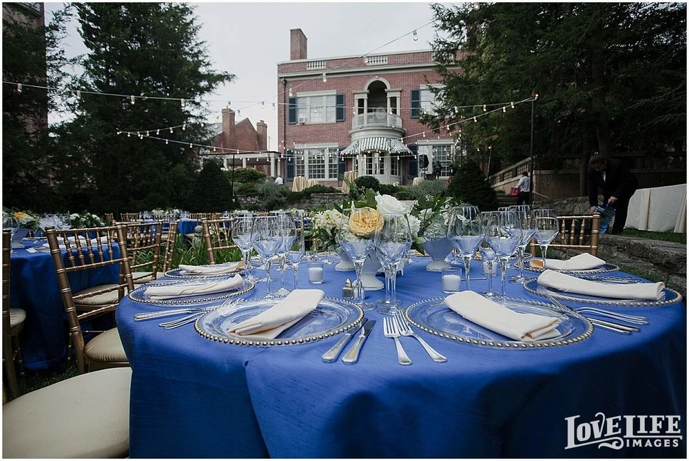 Woodrow Wilson House Wedding
