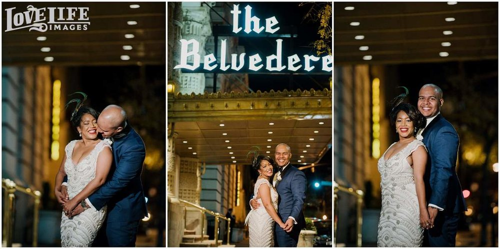 Belvedere Baltimore Wedding Photographer