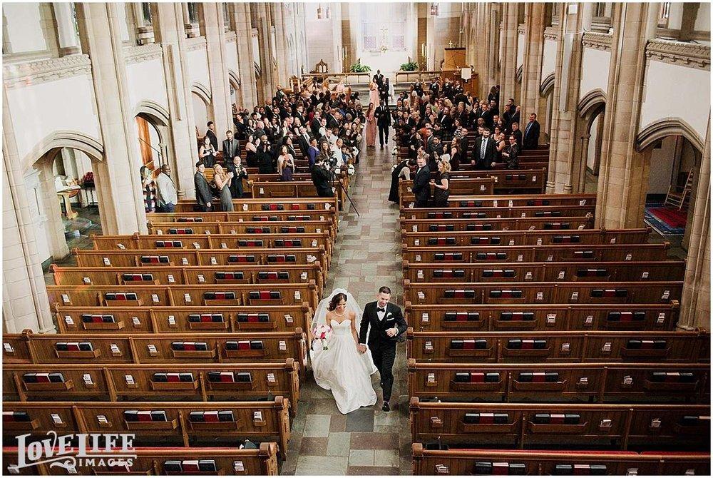 Sequoia DC Wedding