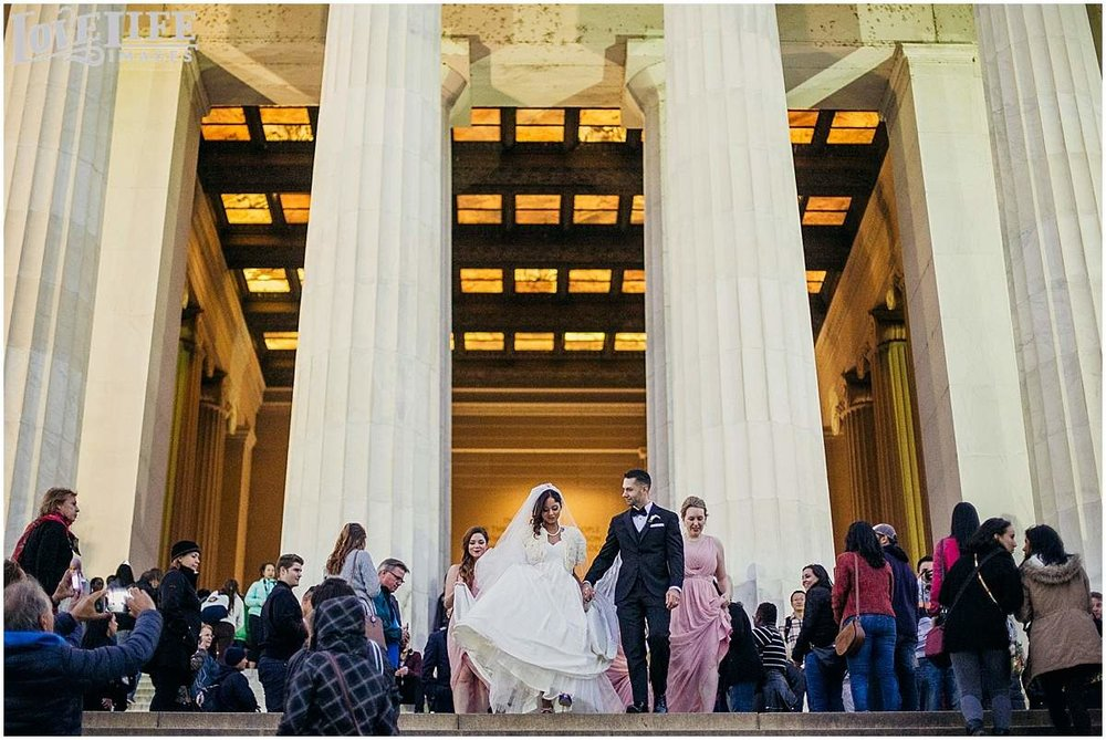 Sequoia DC Wedding