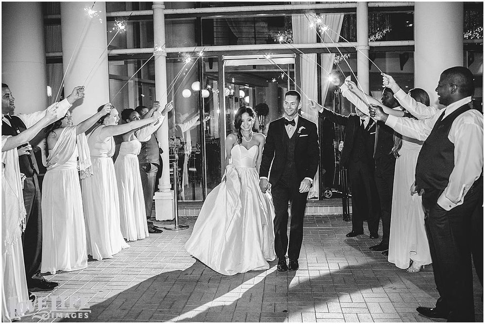 Sequoia Washington Harbor Wedding
