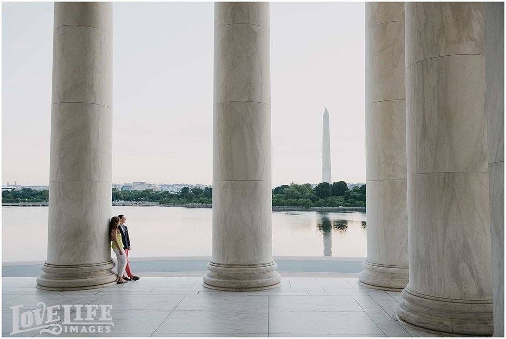 DC Monuments Wedding Photographer