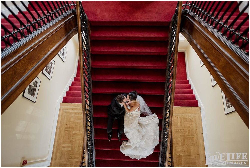 Josephine Butler Parks Center Wedding Photographer