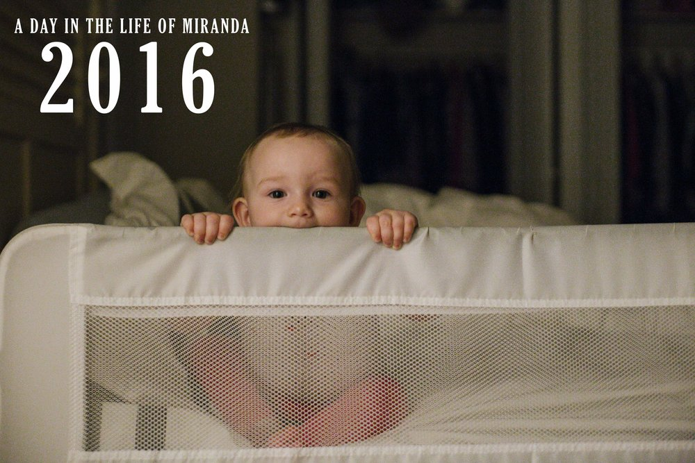 Miranda Day in the Life 2016
