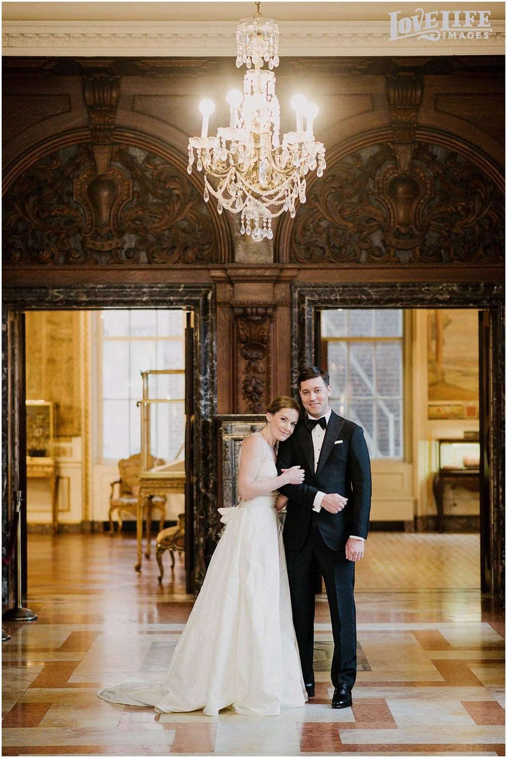 Anderson House wedding sneak peek