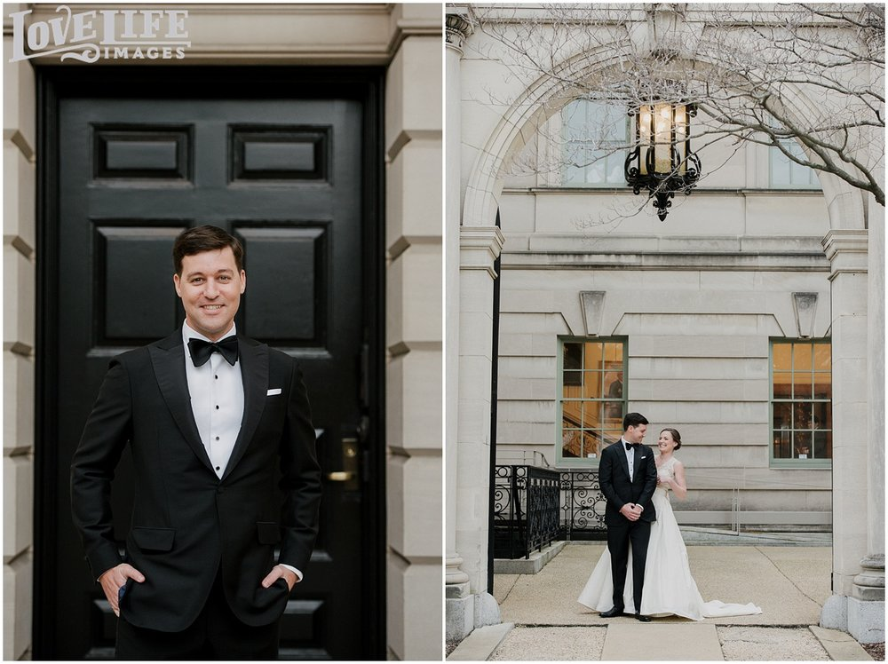 Anderson House Wedding Photographer