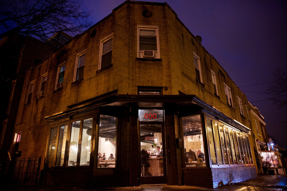 Petworth Neighborhood's  Ruta Del Vino
