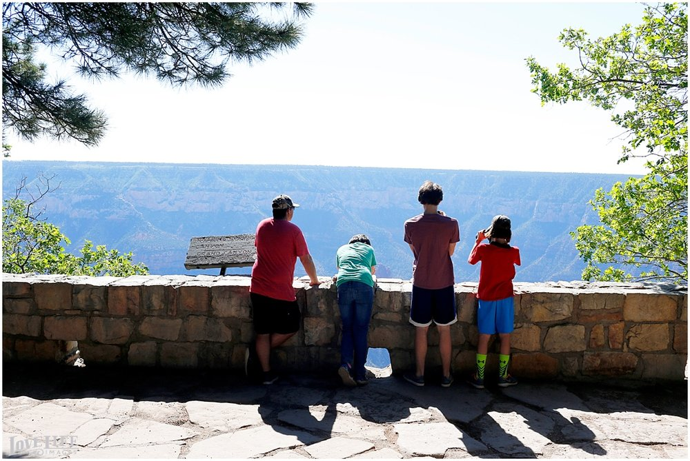 Day 13: North Rim-Grand Canyon