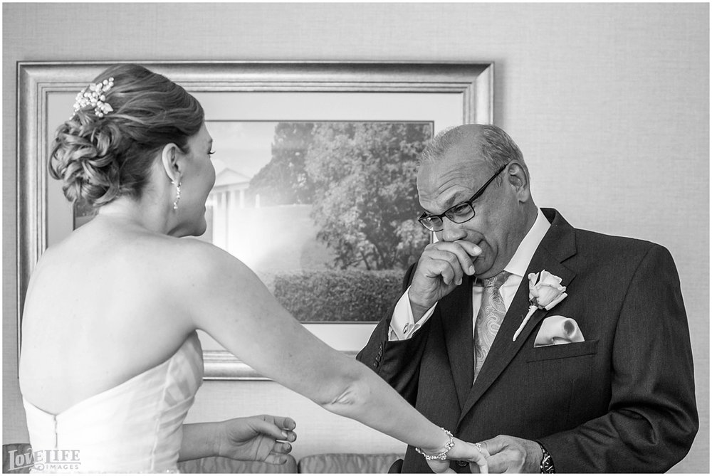 Clarendon Ballroom Wedding dad first look.jpg