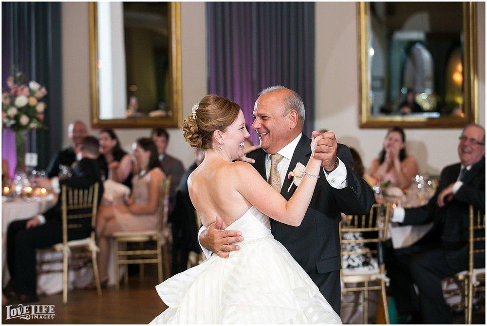 Clarendon Ballroom Wedding father daughter dance.jpg