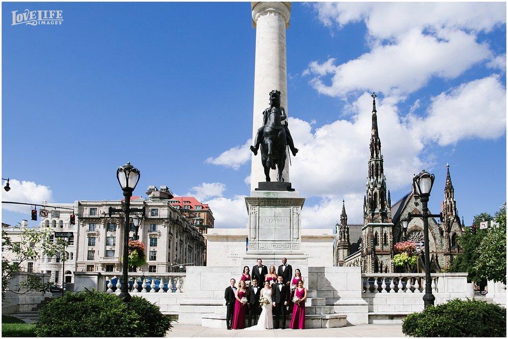 Baltimore Engineers Club Wedding Photography0011.JPG