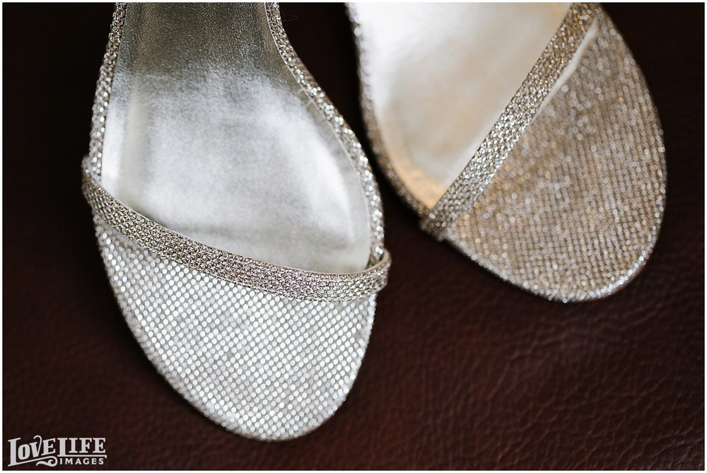 Longview Gallery DC Wedding silver bridal shoes.jpg