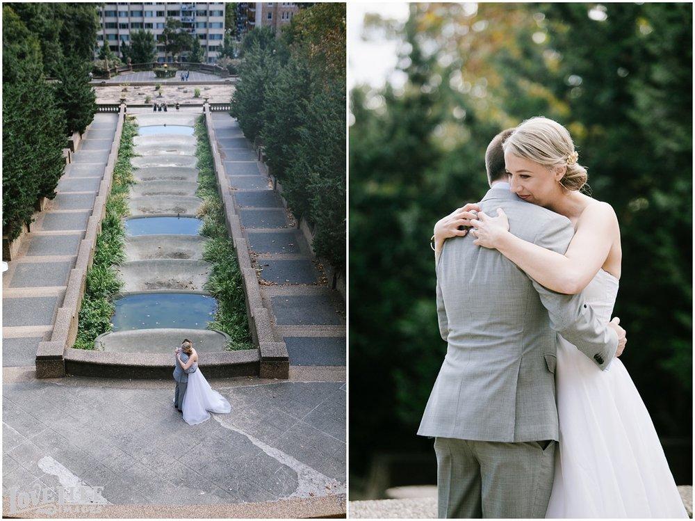 Longview Gallery DC Wedding first look at meridian hill park.jpg
