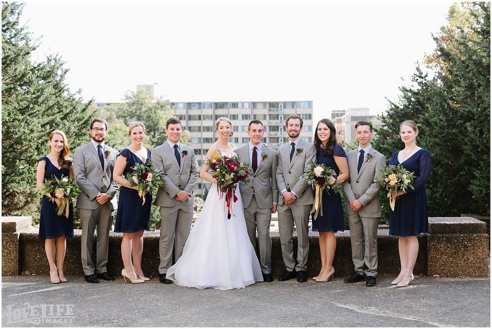 Longview Gallery DC Wedding bridal party in meridian hill park.jpg