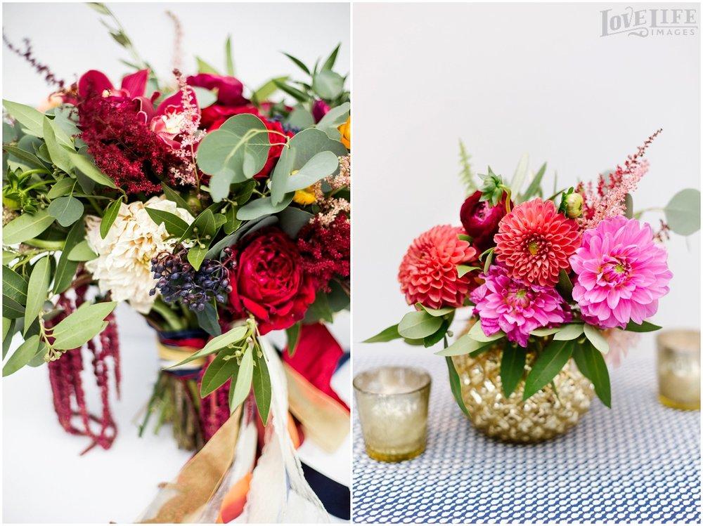 Longview Gallery DC Wedding pink flowers.jpg