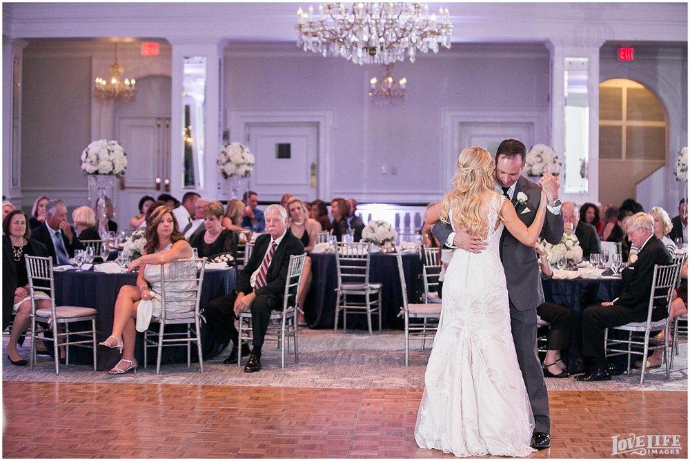 Mayflower Hotel DC Wedding first dance.jpg