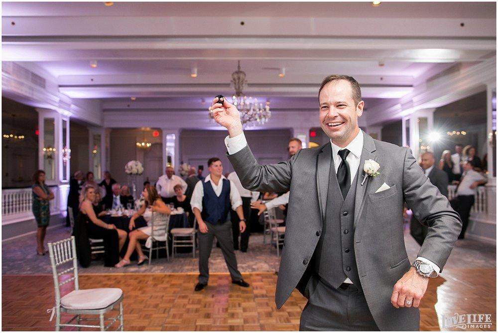 Mayflower Hotel DC Wedding garter toss.jpg