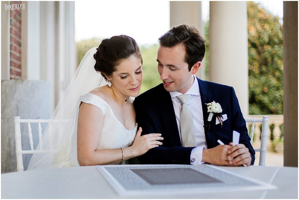 Meridian House Wedding Photo Ketubah Signing.JPG