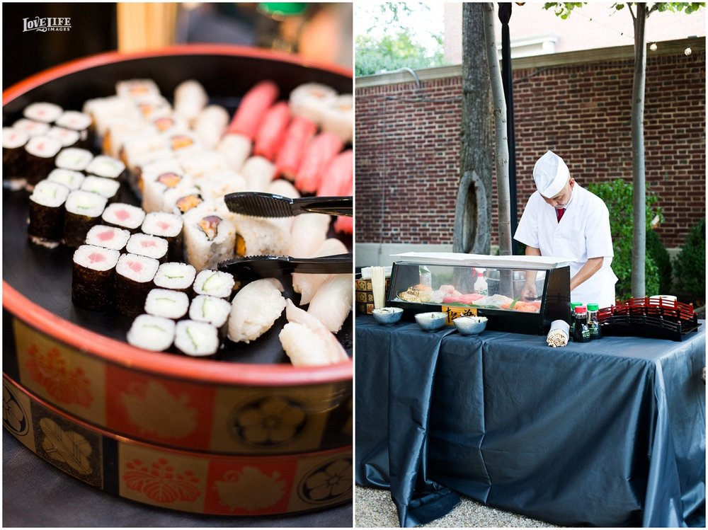 Meridian House Wedding custom sushi bar.JPG