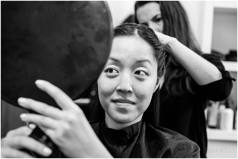 Lorien Hotel Brunch wedding bride getting hair done.JPG