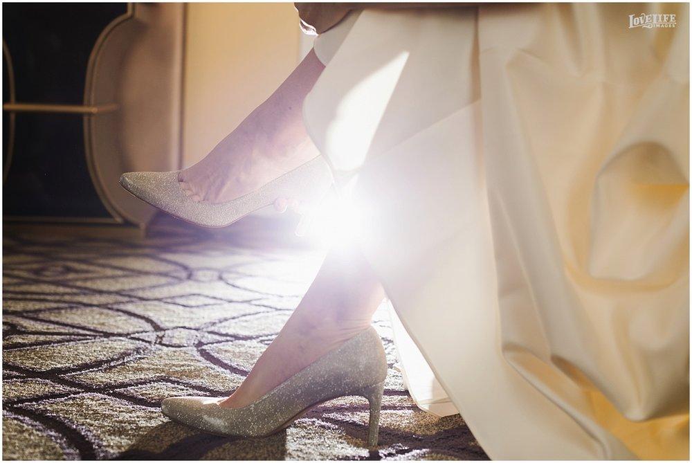 DC Hotel Monaco fall wedding bridal shoes.JPG