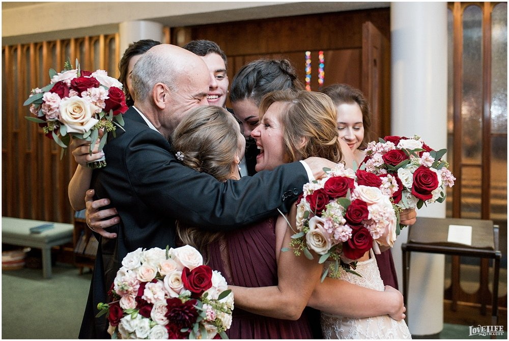 Strathmore Mansion wedding family hug.jpg