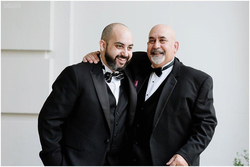 W Hotel DC wedding groom with father.jpg