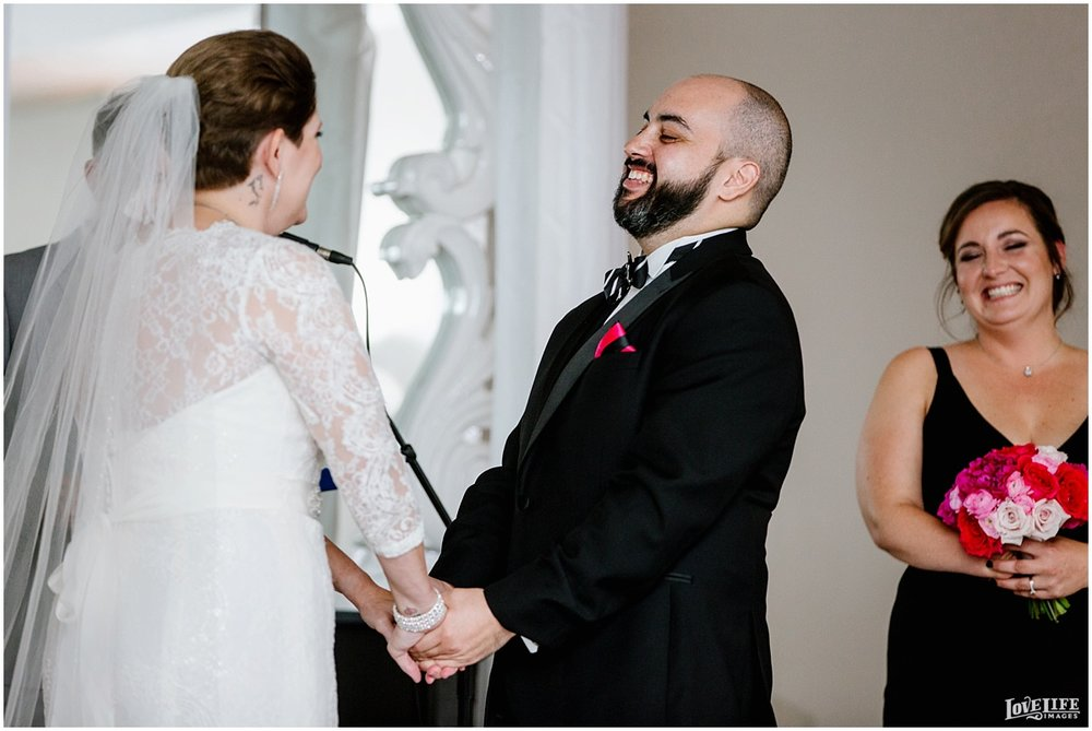 W Hotel DC wedding couple at altar.jpg