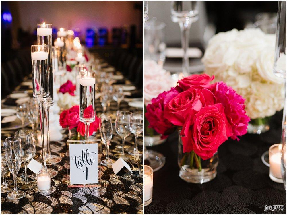 W Hotel DC wedding pink and black reception decor.jpg