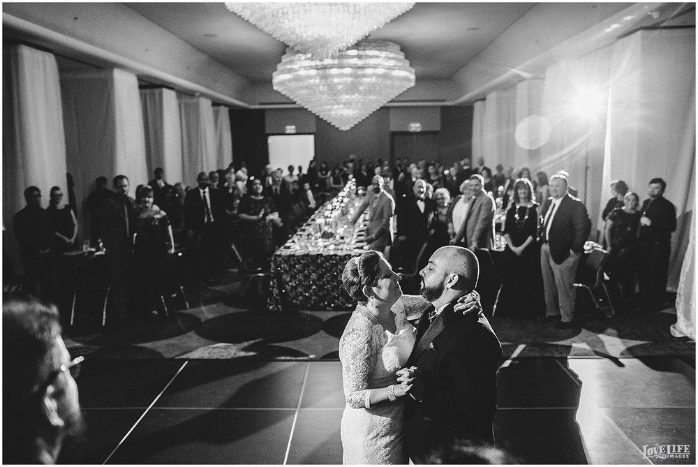 W Hotel DC wedding bride and groom first dance.jpg