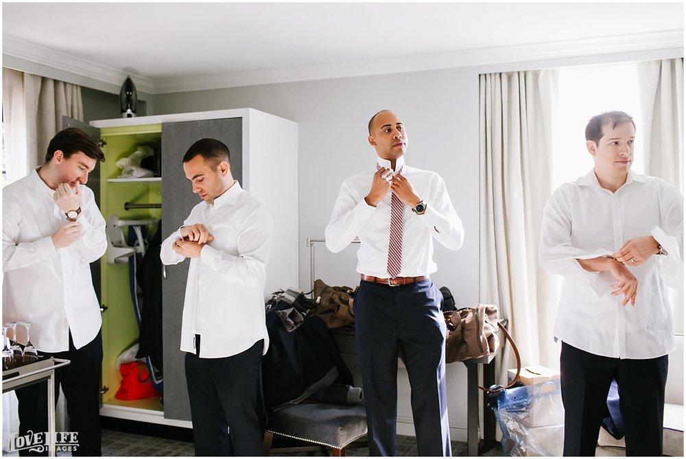 Pinstripes DC Wedding groomsmen getting ready.jpg